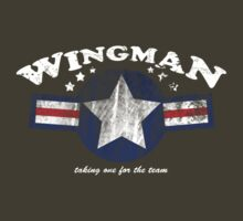 Wingman by mr-tee