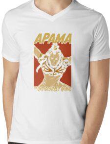 Apama A Mens V-Neck T-Shirt