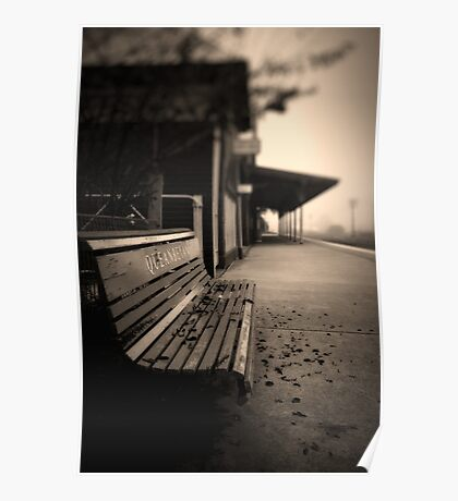 Lonely Station Poster