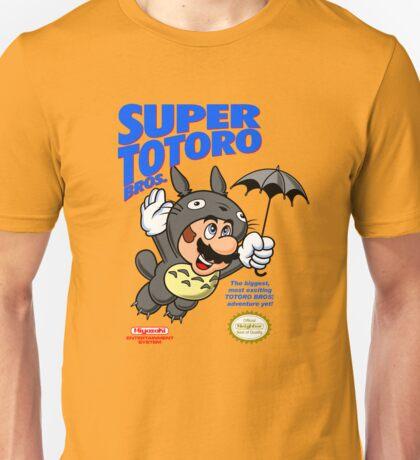 Super Totoro Bros Unisex T-Shirt