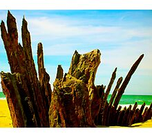 90 mile shipwreck - Trinculo series 2 Photographic Print