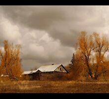 Decker Lake, End of Winter by ramonarifkin