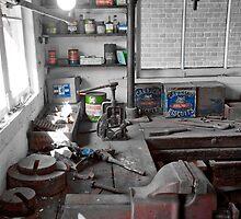 Blacksmith's Workshop by DonDavisUK