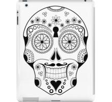 Mr SugarSkull iPad Case/Skin