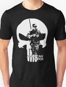 AMERICAN SNIPER CHRIS KYLE THE DEVIL OF RAMADI THE LEGEND T-Shirt