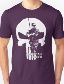 AMERICAN SNIPER CHRIS KYLE THE DEVIL OF RAMADI THE LEGEND T-Shirt