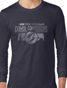 Tosche Station Power Converters Long Sleeve T-Shirt