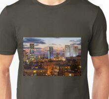 Skyline of Tel-Aviv, Israel Unisex T-Shirt