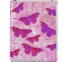 Butterflies Colour OF iPad Case/Skin