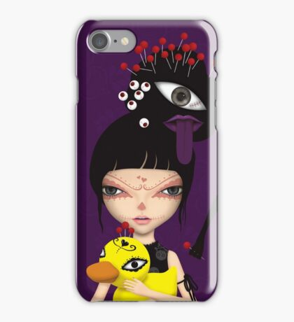 Voodoo Dolls iPhone Case/Skin