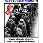America Wants To Know #50 by okmondo