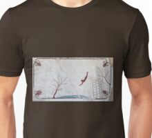 Tomb of the Diver, Paestum Unisex T-Shirt