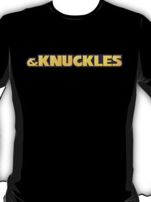 & Knuckles T-Shirt