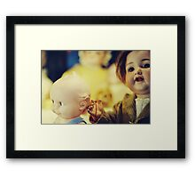 the aurator Framed Print