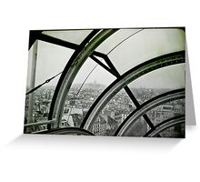 Centre Georges Pompidou Greeting Card