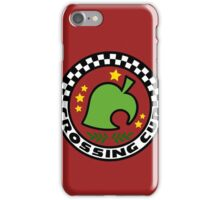 Crossing Cup iPhone Case/Skin
