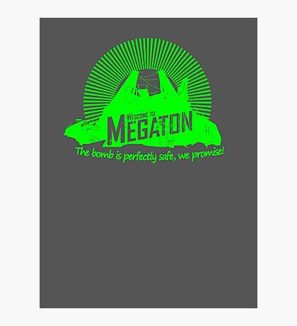 Welcome to Megaton Photographic Print