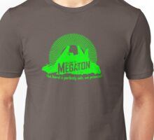 Welcome to Megaton Unisex T-Shirt