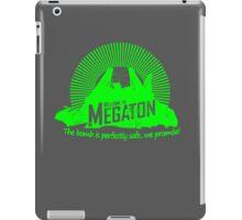 Welcome to Megaton iPad Case/Skin