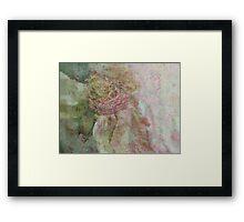 Womb's Dancing - JUSTART © Framed Print