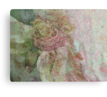 Womb's Dancing - JUSTART © Canvas Print