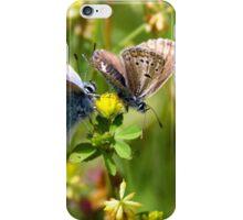 Butterfly Dance iPhone Case/Skin