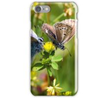 Butterfly Dance iPhone Case/Skin