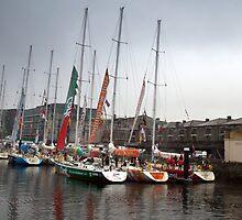 CLIPPER  BOAT  RACE  2010 ( CORK  IRELAND )  by TIMKIELY