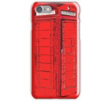 Abstract phone box iPhone Case/Skin