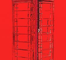 Abstract phone box by franceslewis