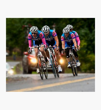 Univest Time Trial: image1 Photographic Print