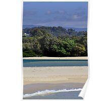 Currumbin Beach Poster