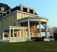 Ocean House of Watch Hill, RI  2003- 2 by Maureen Zaharie