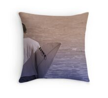 Product Placement Throw Pillow