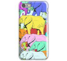 Elephants Parade iPhone Case/Skin