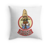 Cookies Are Magic! Throw Pillow