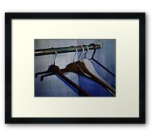 Paint with your Soul Framed Print