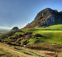 Loudoun Hill View by Tom Gomez