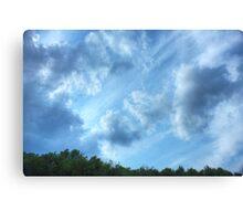 Heavenly (version I) Canvas Print