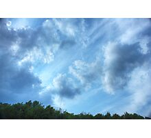 Heavenly (version I) Photographic Print