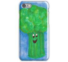 Happy Broccoli iPhone Case/Skin