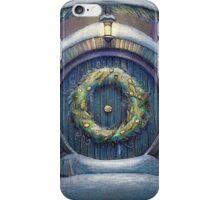 Hobbit's Christmas iPhone Case/Skin
