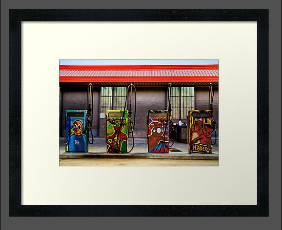 Pump Art - HDR by clydeessex