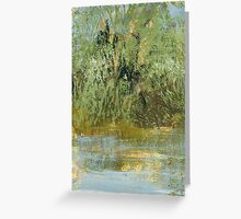 Wetlands Greeting Card