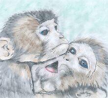 Monkey Business by Peter Allton