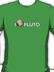 Heart Pluto T-Shirt