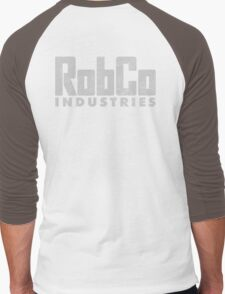 RobCo Men's Baseball ¾ T-Shirt