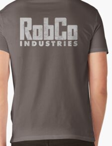 RobCo Mens V-Neck T-Shirt