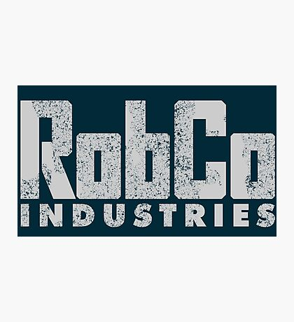 RobCo Photographic Print