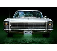 "1965 Buick Riviera Grand Sport  ""Blink""  Photographic Print"